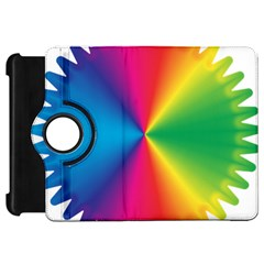 Rainbow Seal Re Imagined Kindle Fire Hd 7