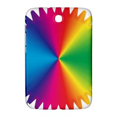 Rainbow Seal Re Imagined Samsung Galaxy Note 8 0 N5100 Hardshell Case
