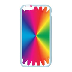 Rainbow Seal Re Imagined Apple Seamless iPhone 6/6S Case (Color)