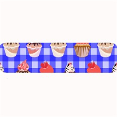Cake Pattern Large Bar Mats