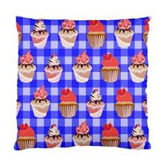 Cake Pattern Standard Cushion Case (two Sides)