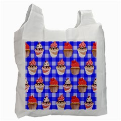 Cake Pattern Recycle Bag (one Side)
