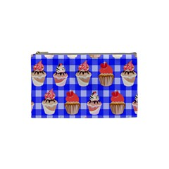 Cake Pattern Cosmetic Bag (small)