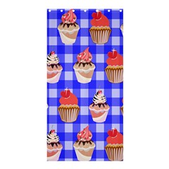 Cake Pattern Shower Curtain 36  X 72  (stall)