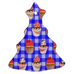 Cake Pattern Ornament (christmas Tree)