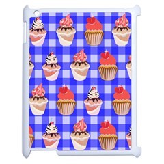 Cake Pattern Apple Ipad 2 Case (white)