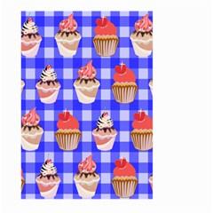 Cake Pattern Large Garden Flag (two Sides)