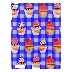 Cake Pattern Apple Ipad 3/4 Hardshell Case