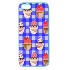 Cake Pattern Apple Seamless Iphone 5 Case (color)