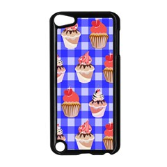 Cake Pattern Apple Ipod Touch 5 Case (black)