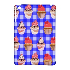 Cake Pattern Apple Ipad Mini Hardshell Case (compatible With Smart Cover)