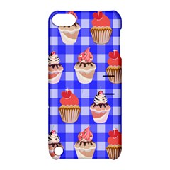 Cake Pattern Apple iPod Touch 5 Hardshell Case with Stand