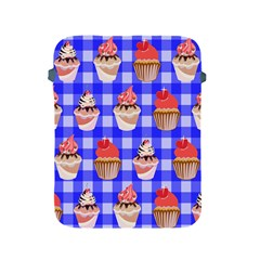 Cake Pattern Apple Ipad 2/3/4 Protective Soft Cases