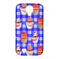 Cake Pattern Samsung Galaxy S4 Classic Hardshell Case (pc+silicone)