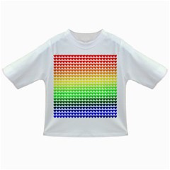 Rainbow Love Infant/toddler T Shirts