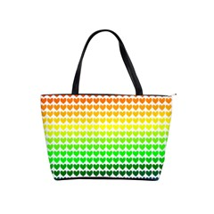 Rainbow Love Shoulder Handbags