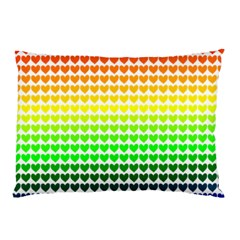 Rainbow Love Pillow Case (two Sides)