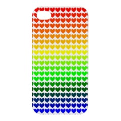 Rainbow Love Apple iPhone 4/4S Hardshell Case