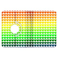 Rainbow Love Kindle Fire HDX Flip 360 Case