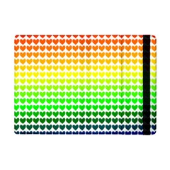 Rainbow Love Ipad Mini 2 Flip Cases