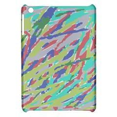 Crayon Texture Apple Ipad Mini Hardshell Case