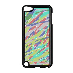 Crayon Texture Apple Ipod Touch 5 Case (black)