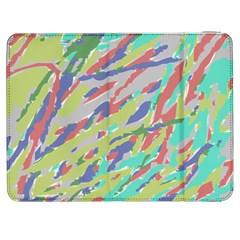Crayon Texture Samsung Galaxy Tab 7  P1000 Flip Case