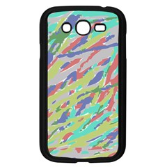 Crayon Texture Samsung Galaxy Grand Duos I9082 Case (black)