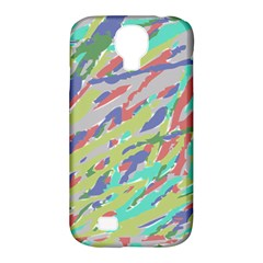 Crayon Texture Samsung Galaxy S4 Classic Hardshell Case (pc+silicone)