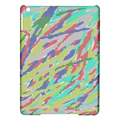 Crayon Texture iPad Air Hardshell Cases