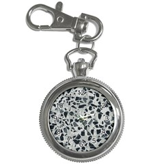 Textures From Beijing Key Chain Watches