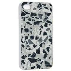 Textures From Beijing Apple Iphone 4/4s Seamless Case (white)