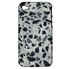 Textures From Beijing Apple Iphone 4/4s Hardshell Case (pc+silicone)