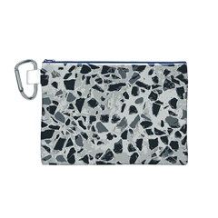 Textures From Beijing Canvas Cosmetic Bag (m)