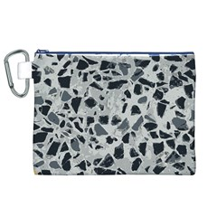 Textures From Beijing Canvas Cosmetic Bag (xl)
