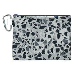 Textures From Beijing Canvas Cosmetic Bag (xxl)