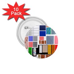 Texture Package 1 75  Buttons (10 Pack)