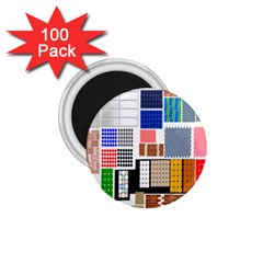 Texture Package 1.75  Magnets (100 pack)