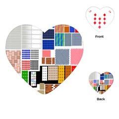 Texture Package Playing Cards (Heart)