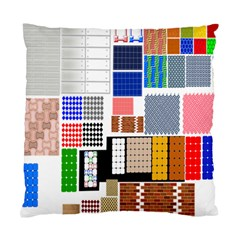Texture Package Standard Cushion Case (Two Sides)