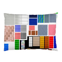 Texture Package Pillow Case
