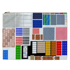 Texture Package Cosmetic Bag (xxl)