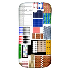 Texture Package Samsung Galaxy S3 S Iii Classic Hardshell Back Case