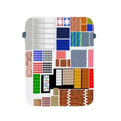 Texture Package Apple Ipad 2/3/4 Protective Soft Cases