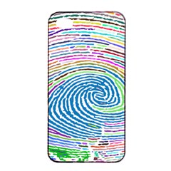 Prismatic Fingerprint Apple Iphone 4/4s Seamless Case (black)