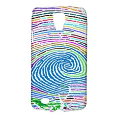 Prismatic Fingerprint Galaxy S4 Active