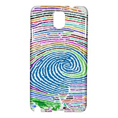 Prismatic Fingerprint Samsung Galaxy Note 3 N9005 Hardshell Case