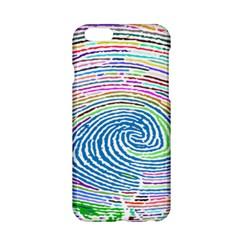 Prismatic Fingerprint Apple Iphone 6/6s Hardshell Case