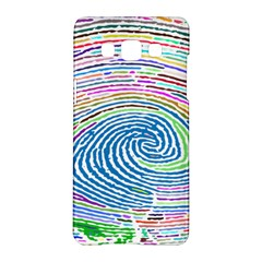 Prismatic Fingerprint Samsung Galaxy A5 Hardshell Case
