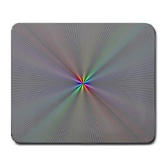 Square Rainbow Large Mousepads